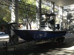All new Shallow Sport X3, come check it out! #atxboatshow