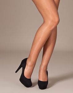 Pump, Classic and Plain black on Pinterest