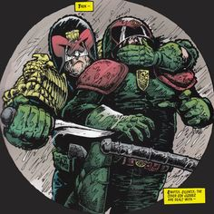 Judge Dredd: Apocalypse War
