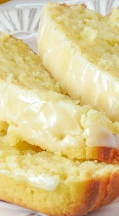 Lemon Loaf yummy baking treat for family dessert or cake tin or for bake and take for coffee mornings or school sales
