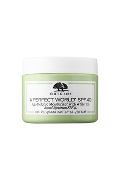 Origins A Perfect World SPF 40 Age-Defense Moisturizer