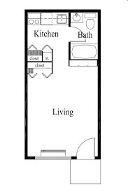 12x20 tiny houses pdf floor plans 452 sq by for Studio apartment floor plans pdf