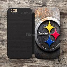 bnd pittsburgh Wallet Case For iPhone 6S Plus 5S SE 5C 4S case, Samsung Galaxy S3 S4 S5 S6 Edge S7 Edge Note 3 4 5 Cases