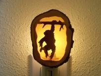 Monkey Night Light