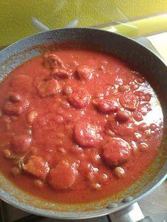 Tante Buone Ricette: Salsiccia e fagioli