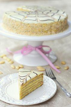 Esterhazy Torte by -Mellie-, via Flickr