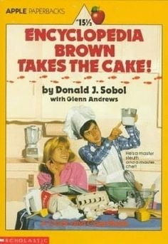 Encyclopedia Brown - this used to be my nickname (it was meant to be mean by the other kids, but I liked it!)