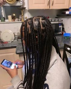 Braids Hairstyles Pictures, African Braids Hairstyles, Baddie Hairstyles, Hair Pictures, Black Girl Braided Hairstyles, Twist Hairstyles, Pretty Hairstyles, Summer Hairstyles, Curly Hair Styles