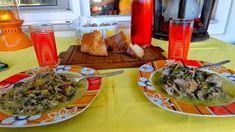 Χοιρινό φρικασέ με μαρούλια πεντανόστιμο πιάτο!!! ~ ΜΑΓΕΙΡΙΚΗ ΚΑΙ ΣΥΝΤΑΓΕΣ