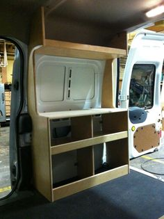 ford transit connect camper - Buscar con Google