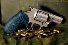 VZ Grips has grips made exclusively for the Colt Cobra  | Cool Stuff