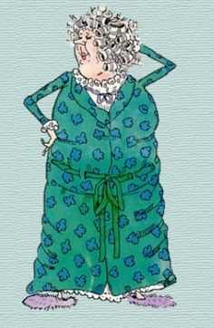 Today is National gorgeous grandma day. Here's to all my granny friends. - July 23 Posted to FB