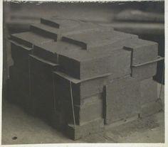 rosswolfe:  Finding the form of a blunt massive volume, VKhUTEMAS 1920-1926. (via http://thecharnelhouse.org/2014/03/23/finding-the-form-of-a-blunt-massive-volume-vkhutemas-1920-1926/)