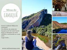 Mi interessa: Minas do Camaquã - Local das filmagens da série AN...