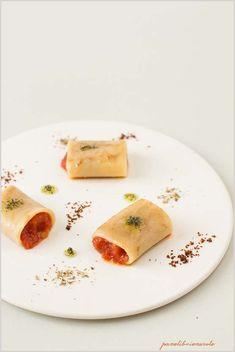 """Pomodoro & Pasta 2.0 - In Cucina con il Cuore 2016: Pane,Libri e Nuvole con """"Paccheri ripieni di pomodoro"""""""