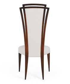 Look at this back! Savannah dining chair by Christopher Guy