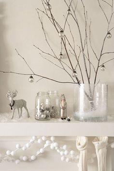 Cute White Christmas theme!