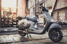 Operation Super Sport - Roller & MotorradBox Stuttgart - Vespa GTS 300 i.e…