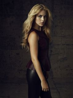 The Vampire Diaries - TVD - Season 4 Promotion- Rebekah Mikaelson