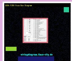 2006 f350 fuse box diagram. Wiring Diagram 18152. - Amazing Wiring Diagram Collection