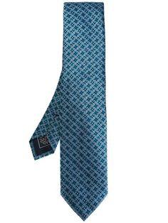 BRIONI chained pattern tie. #brioni #tie