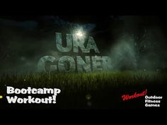 Ura Goner (Workout) l Bootcamp Workout l Outdoor Fitness Games - YouTube
