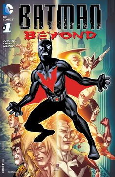 Batman Beyond #1, By Dan Jurgens, Bernard Chang, & Marcelo Maiolo  Many fans, myself included, were so elated to see Batman Beyond become part of the main continu...,  #batmanbeyond #BatmanBeyond#1 #BernardChang #DanJurgens #DCComics #erikgonzalez #MarceloMaiolo #review