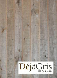 refaire le bardage extérieur (ou le mur du salon?) avec le nouveau bardage écologique en Chataigner local Déjà Gris. Beau dès la pose! Une innovation de Rahuel Bois http://www.monique-solidaire.fr/rahuel-bois.html