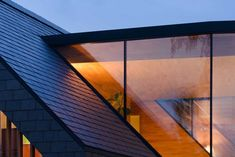 In the planet of modern style and architecture, the pitched roof is frequently dismissed as a point of the previous. However, the ingenious architects at RSPlus Barn House Design, Modern House Design, Houses In Poland, Roof Extension, Roof Architecture, Glass Facades, House Roof, Glass Roof, The Ranch