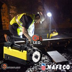 Streamlight Scene Light, Portable, Recharg, Yellow: Rapidly deployed and easily stowed, the Scene Light brings 3,600 lumens to your work area. With its narrow footprint and 72 extension pole, this light goes almost anywhere, from wide open places to tight, confined spaces.