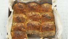 Oppskrift på brytebrød med cottage cheese