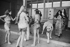 Sweltering sidewalks: catching the heat in 1970s America – in pictures | Art and design | The Guardian New York Street, New York City, Garry Winogrand, Cannon Beach, Caravaggio, Street Photographers, Venice Beach, California Travel, Santa Monica