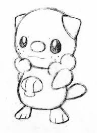 Image result for pokemon sketches-no credit