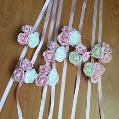 Corsage Wedding, Wedding Bouquets, Handmade Rakhi Designs, Rakhi Making, Wrist Corsage, Diy Ribbon, Flower Bracelet, Grafik Design, Web Design