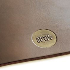 Saddle Hide Leather Clip Boards - The Smart Marketing Group - Hospitality. Leather restaurant menu products, personalised leather menu boards. Hydra leather.