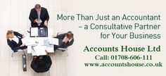 Are you Looking for Chartered Certified #Accountants  in #London  and #Essex? We are here for you. Talk to an expert free, call us on: 017 086 06111 Or Visit :http://accountshouse.co.uk/