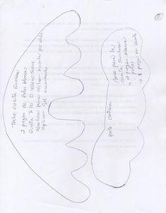 VISITANTES ONLINE Direitos Autorais Os Moldes apresentados neste Blog não são de minha autoria. Todos foram retirados da int Felt Ornaments, 100 Free, Xmas, Christmas, Blog, Crochet, Crafts, Veronica, Scale