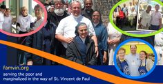 FAMVIN News for and about the Vincentian Family seeking to serve God in the footsteps of Vincent de Paul, Louise de Marillac, Frederic Ozanam and others