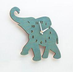 Another ele clock                i-got-the-boho-blues:                                              ⚜blue Boho⚜  I follow back