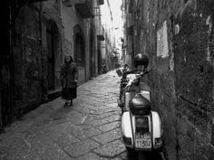 Naples From my point of view, by Marika Ramunno  #fotografia #foto #photography #photo #scatti #italia #italy #vespa #napoli