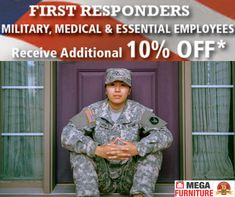 🇺🇸 First Responders, ALL DAY , EVERYDAY GET 10% OFF 🇺🇸   We THANK YOU for your service and commitments.   Visit us today! Military Spouse, Military Service, Military Girlfriend, Mom Series, Dear Mom, Big Hugs, Corpus Christi, Discount Travel, Navy