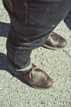 This is our release | Clarks Desert Boots