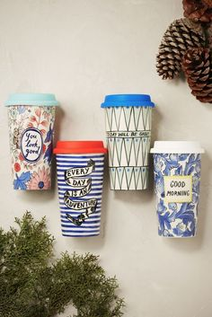 The Anthropologie EU Sweet Salutation Travel Mug is one of the prizes in our '12 Days of Gifting' giveaway in partnership with Emerald Street. Head over to emeraldstreet.com/christmas-with-anthropologie between 30th November – 15th December to find out how to be in with a chance of winning!