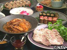 ~ていねいに作るシンプル&モダンおせち~「ほろよい豚/りんご角煮」のレシピを紹介!