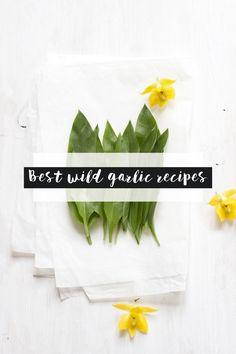 Best wild garlic recipes. Wild Garlic Pesto, Look What I Made, Garlic Recipes, Pesto Recipe, Preserving Food, Eat, Tableware, Dressings, Drinks