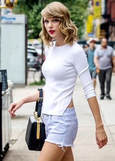 Taylor Swift leaving the gym in NYC - July 14th, 2014