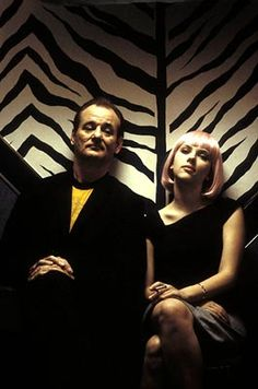 Bill Murray + Scarlett Johansson
