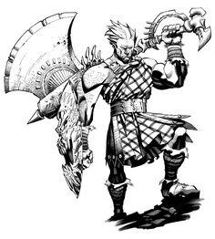Exalted 2nd Ed- Slayer by ChristopherStevens
