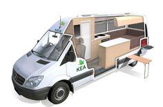 Camping Car Australie - Kea Camper 2KQ - 2 personnes - et ouais je crois que je pourrais :-)