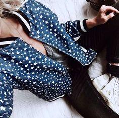 A star jacket